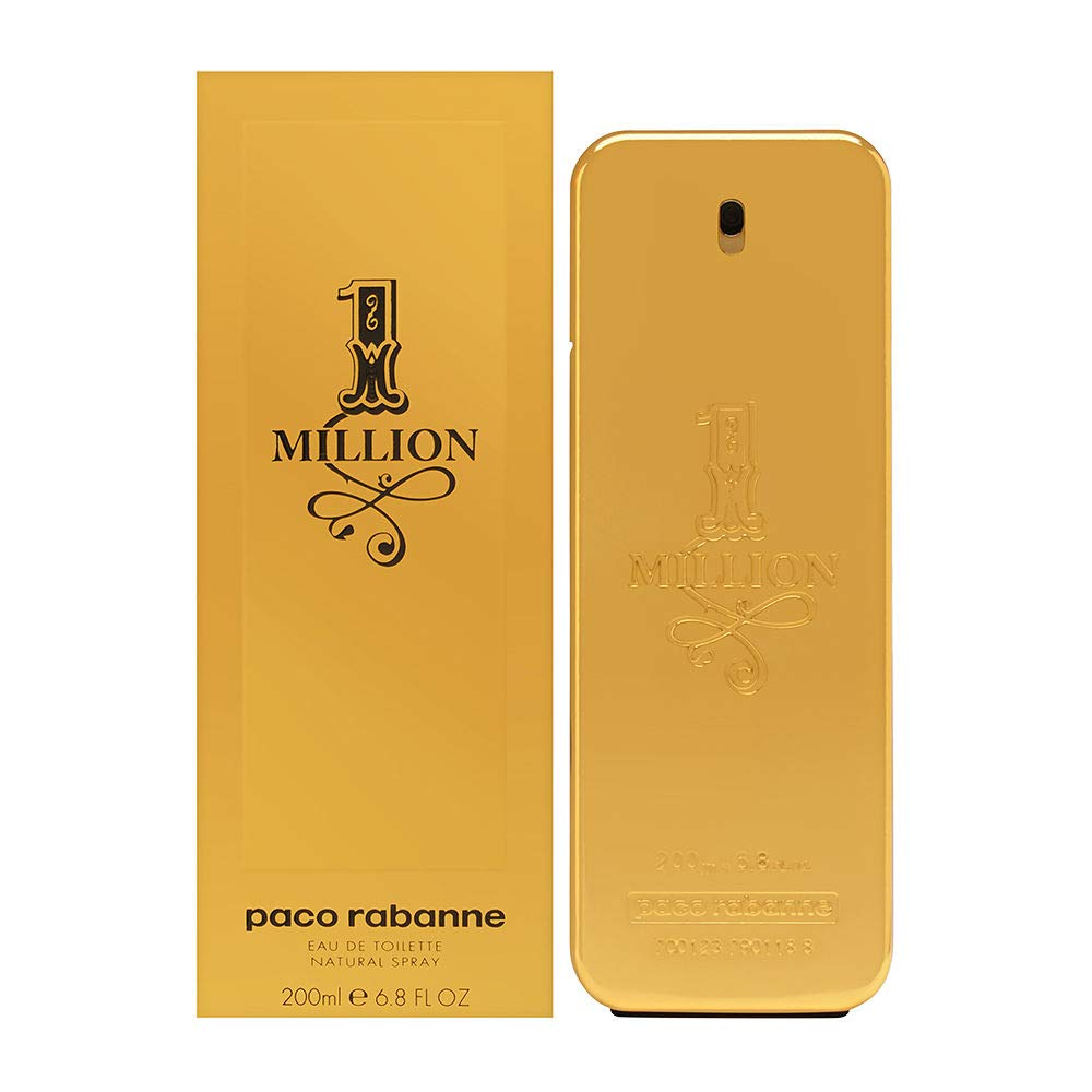1 Million By Paco Rabanne cologne For Men (Top Pick - Men's cologne 2021)