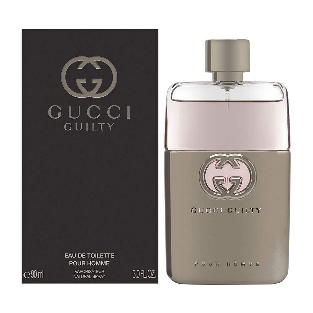 Gucci Guilty By Gucci For Men (Best Men's Cologne 2021)
