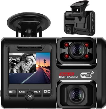 Pruveeo-D30H-Dash-Cam-with-Infrared-Night-Vision-and-WiFi